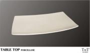 Table Top B908 Vassoio Rettangolare Coup cm 26.5x18x2.5h