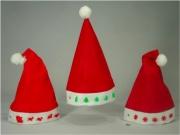 Tabor 405922 Cappello in stoffa TNT con soggetto a mini led con batteria