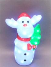 Tabor 999148 Renna LED 38 cm Decorazione natalizia