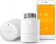 Tado Valvola termostatica per Termosifoni Controllo via Smartphone Kit TA0007