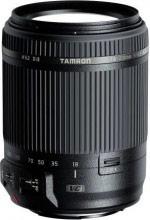 Tamron TB018E Obiettivo EF-S 18 - 200 mm Stabilizzatore VC con Paraluce