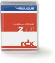 Tandberg 8731-RDX Cartuccia di Memoria 2000 Gb 2TB HDD RDX Media