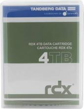 Tandberg 8824-RDX Rdx Cartuccia 4 Tb Cartrdige