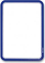 Tarifold B194951 Confezione 2 Magneto con Retro Adesivo A4 Blu