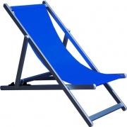 Tata Linda HU-022 Sedia Sdraio pieghevole Spiaggia Alluminio Prendisole Giardino
