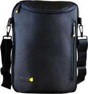 """Tech air TAUBP005V3 Borsa per Notebook fino a 14"""" con tracolla colore Nero - TAUBP005V3"""