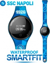 Techmade FREETIMENAP-SQ Smartwatch Android Orologio Fitness Waterproof  SSC Napoli