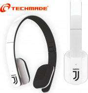 Techmade H004-JUV Cuffie Bluetooth Wireless Stereo senza Fili Juventus