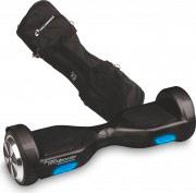 """Techmade SBW666SL Hoverboard 2 Ruote 6.5"""" Velocità 15 km 2 x 350 W Nero"""