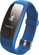 "Techmade TM-FIT2.0-BL Smartwatch Orologio Fitness 0.96"" Cardio GPS Impermeabile"