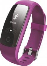 """Techmade TM-FIT2.0-PU Smartwatch Orologio Fitness 0.96"""" Cardio GPS Impermeabile"""