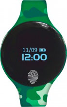 "Techmade TM-FREETIME-CAM2 Smartwatch Orologio Fitness 0.66"" OLED Bluetooth GPS"