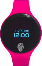 "Techmade Smartwatch Orologio Fitness 0.66"" Bluetooth IP66 Rosa TM-FREETIME-PK"