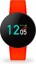 Techmade TM-JOY-OR Smartwatch Orologio Fitness Contacalorie Pedometro Waterproof