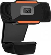 Tecno TC-Z05 Webcam con Microfono 720p USB 2.0 Nero