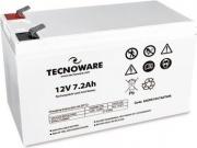 Tecnoware EACPE12V7A2TWB Batteria per UPS Capacità 7200 mAh 12 Volt