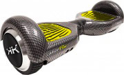 "Tekk Hoverboard 2 Ruote 6.5"" 15 kmh Speaker Bluetooth Giallo - Carbon Fluo"