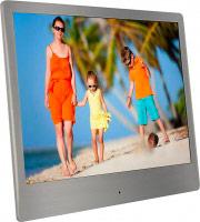 Telefunken Cornice digitale 8 portafoto USB 2.0 col Argento DPF8335