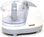 Telefunken Tritatutto 0,35Lt 150Watt 1 Livello velocità col GrigioBianco M01917