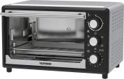Telefunken Forno Fornetto Elettrico 26 Lt 1400 Watt Timer col Silver M02529