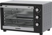 Telefunken Forno Fornetto Elettrico 45 Lt 1500 Watt Timer col Silver M02530