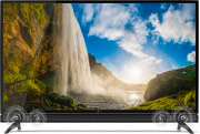 Telesystem 28000132 TV LED 43 pollici Televisore Full HD T2S2 Soundbar SOUND43 LED08 ITA