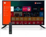 Telesystem SMART32LS08 SMART TV 32 Pollici Televisore LED HD Ready Wifi