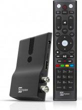 Telesystem TS6810RFSTEALTH Decoder Digitale Terrestre HD DVB T2 Timeshift USB PVR TS6810RF
