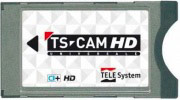 Telesystem Smart Cam Universale Slot CI+ Cam HD Premium Full HD TS-CAM HD