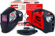 TELWIN 815863 Saldatrice Inverter force 165+Maschera Protezione+Accessori