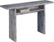 Terraneo EL530VI Consolle allungabile Tavolo legno riciclato 120x3570x75h cm