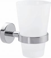 Tesa 40327-00000-00 Porta spazzolino Porta spazzolini Bagno Bicchiere Metallo  Vetro 40327