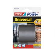 Tesa 56490-00006 Nastro telato Americano Extra Power Universale mm50 x5mt grigio