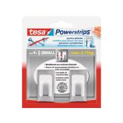 Tesa Ganci Appenditutto Adesivi Materiale Plastico confezione 2 pz 57997-00001