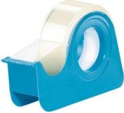 Tesa ROT10015 Rotolo scotch Nastro adesivo trasparente con chiocciola