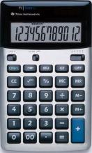 Texas Instruments TI5018SV Calcolatrice 12 cifre colore Nero. Argento - TI-5018 SV