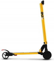 The One 185342 Monopattino Elettrico 2 Ruote max 23 kmh 250 Watt Giallo  Spillo