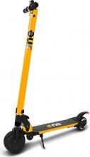 """The One Scooter Spillo Yellow Monopattino Elettrico 250 W Ruote 6.5"""" Freno elettrico Giallo Spillo"""