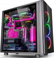 Thermaltake CA-1H8-00M1WN-01 Case PC ATX Midi-Tower No Alimentatore Laterale Vetro CA-1H8-00M1WN