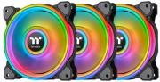 Thermaltake CL-F088-PL12SW-A Ventola PC ø 12 cm cf 3 Ventole illuminazione RGB