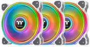 Thermaltake CL-F100-PL12SW-A Ventola PC ø 12 cm cf 3 Ventole illuminazione RGB