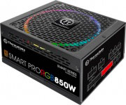 Thermaltake PS-SPR-0850FPCBEU-R Alimentatore PC 850 Watt Ventola 14 cm LED RGB
