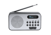 Thomson RT225DAB Radio Portatile DAB Allarme Display LCD Micro USB