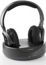 Thomson VHP3001BK Cuffie TV senza fili Wireless Ricaricabili Range 100 Mt 131957 WHP3001BK
