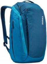 "Thule TEBP-316 Zaino Notebook 15.6"" Borsa PC Tasca Tablet 23 Lt Azzurro  EnRuote"