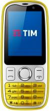 "Tim 773579 Easy 4G - Smartphone DUAL SIM 2.4"" Memoria 2 GB Android 4 Giallo"
