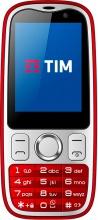 "Tim 773590 Easy 4G - Smartphone DUAL SIM 2.4"" Memoria 2 GB Android 4 Rosso"