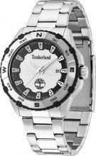 Timberland Orologio Uomo Quadrante Analogico Cinturino in Acciaio TBL13897JS04M