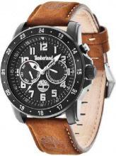 Timberland Orologio Uomo Cronografo cassa Acciaio Cinturino Pelle TBL14109JSB02