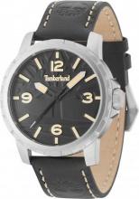 Timberland TBL15257JS02 Orologio Uomo Acciaio Analogico Cinturino Pelle Nero